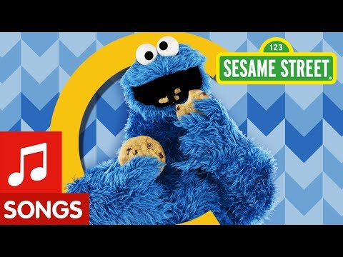 Sesame Street - C Is For Cookie