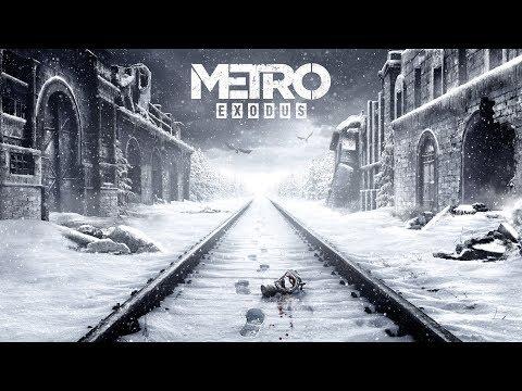Metro Exodus - E3-2017-Ankündigung Gamplay-Trailer [DE]