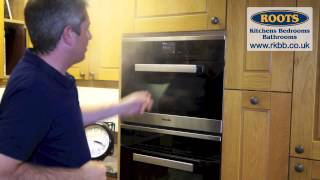 Cooking a full meal in the Miele DGC 6600 XL combination steam oven