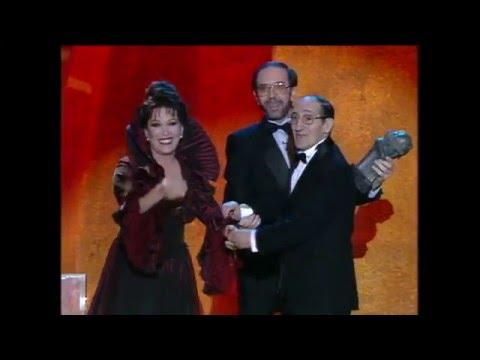 Luis Ciges gana el Goya a Mejor Actor de Reparto en 1996