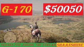 Red Dead Redemption 2(RDR2) Online(RDO) 50k+ $$$ New Update, Hunting, Showdown, Gun Rush