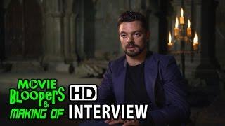Dracula Untold (2014) Dominic Cooper (Mehmed) Interview