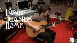 Juanes Serenades His Wife and Gives Us a Tour of His Home