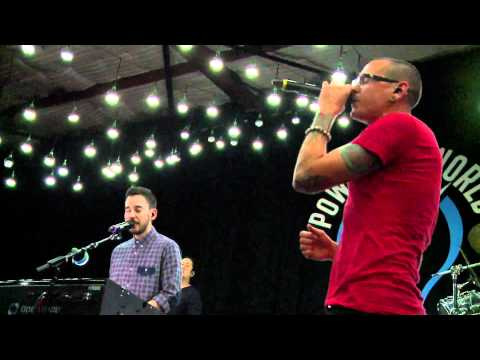 Linkin Park - Burn It Down live at Rio+Social 2012