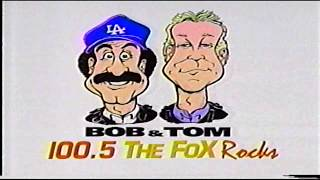 100.5 The Fox WTFX Louisville KY 90s Commercial