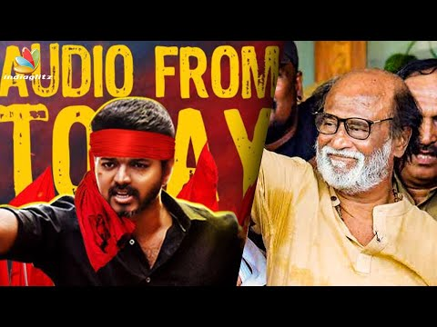 Sarkar Audio Launch LIVE updates | Rajini, Vijay | Hot Tamil Cinema News