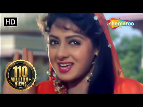 Mere Dil Ki Galiyon (HD) - Banjaran Songs - Rishi Kapoor - Sridevi...