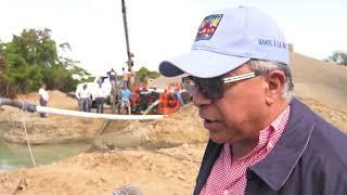 Averia acueducto Valdesia afectará suministro agua GSD