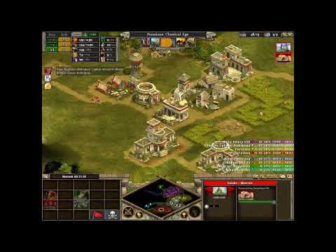 PyroFalkon Plays Rise of Nations Ep24