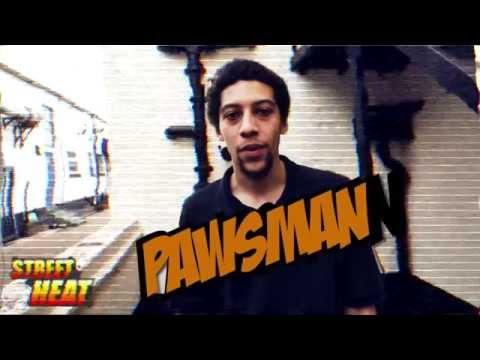 Pawsman - #StreetHeat Freestyle [@Pawzman] | Link Up TV