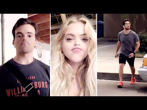Ashley Benson | Snapchat Videos | May 18th 2016 | ft Shay Mitchell, Isak Rapport & Ian Harding