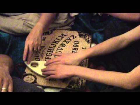 Ouija board zozo session