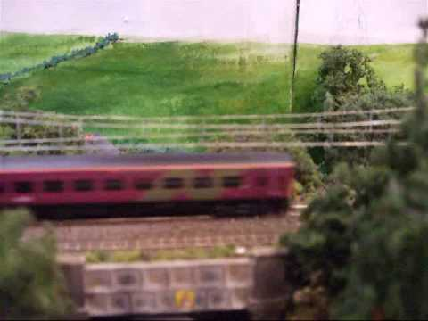 "Here is the second part of the three part video from the event and this continues from part one with ""Lumpton Park"", an N gauge British Model Railway that is..."