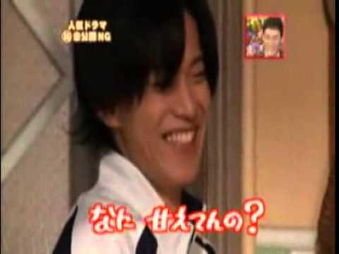 (日)花樣少年少女 偷偷愛著你  笑笑NG畫面