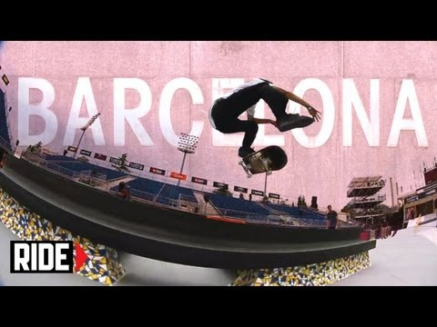 X Games Barcelona 2013 -- Street League, Park, and Street Skating Preview!