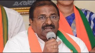 BJP MLC Somu Veerraju Press Meet LIVE