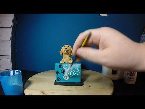 Como conservar tus figuras de Plastilina