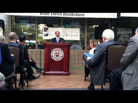 Michigan Israel Business Bridge - Lawrence Tech President Virinder Moudgil