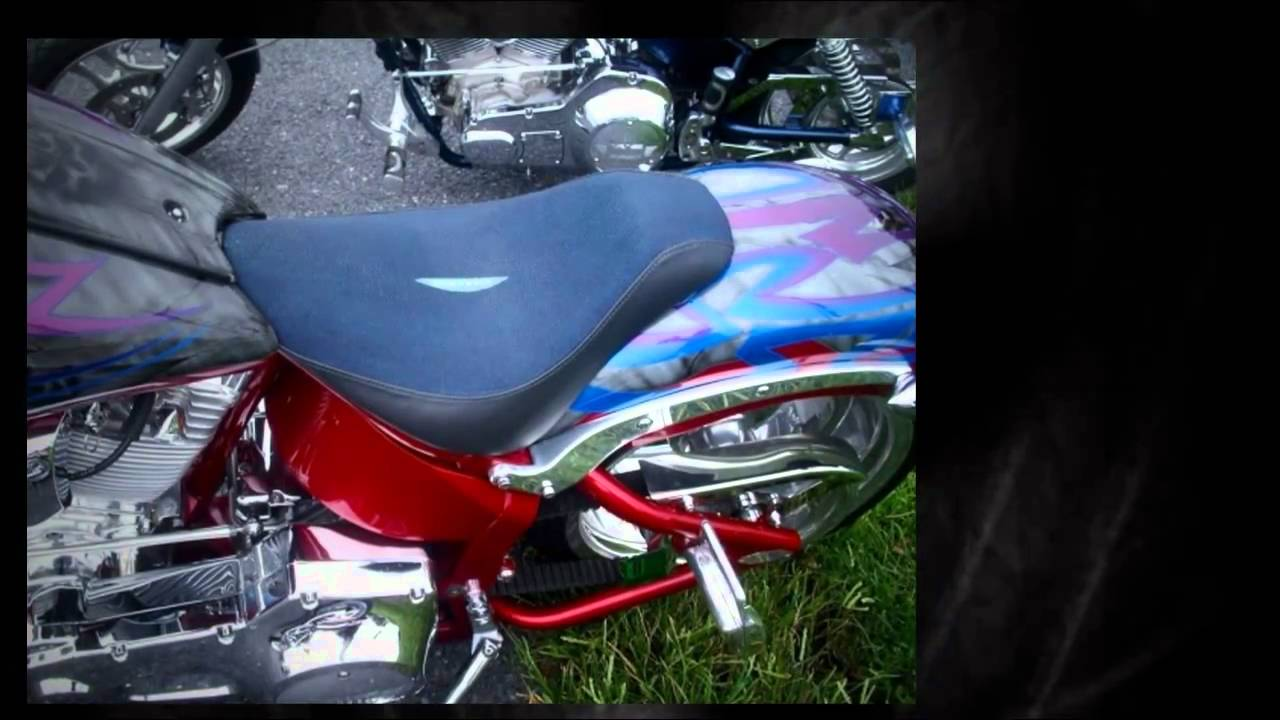 Exotic Skin Motorcycle Seats Ideas And Inspiration Youtube
