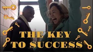 THE KEY 🔑 TO SUCCESS #108 By Nienke Plas