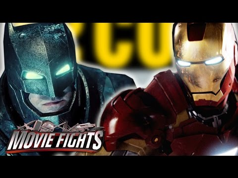 Justice League vs. Avengers - MOVIE FIGHTS! Live from Comic-Con