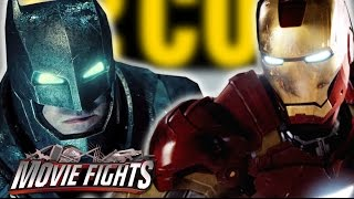 Justice League vs. Avengers - MOVIE FIGHTS! Live from Comic-Con 2015