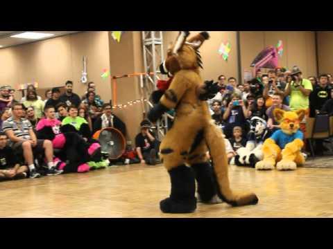 Telephone - BLFC 2014 Fursuit Dance Competition