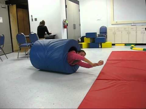 Sensory Integration Lab for Occupational Therapy Students