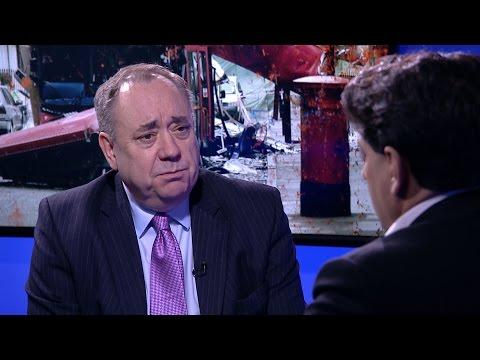 Is Britain again at war on a false pretence? - Alex Salmond
