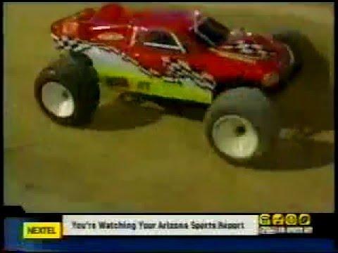 RC Sports Mania - Fox Ten news clip