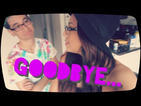 This Is A Goodbye...