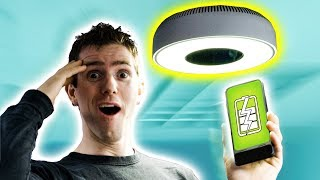 COMPLETELY Wireless Power!!! HOLY S#!T - Wi-Charge Technology