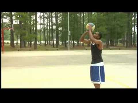 Basketball Tips : How to Shoot a Basketball