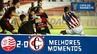 Náutico 2 x 0 Campinense | Gols e melhores momentos | Jogo de volta | Pré-Copa do Nordeste 2020