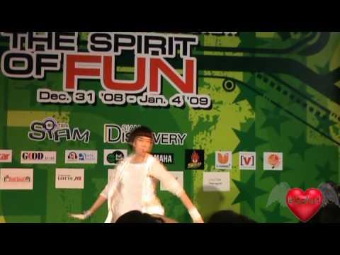 [fancam] 090103 Smash @ thailand (emergency perf.)
