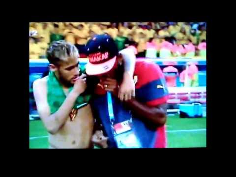 Brazil 4 - Cameroon 1 FIFA 2014