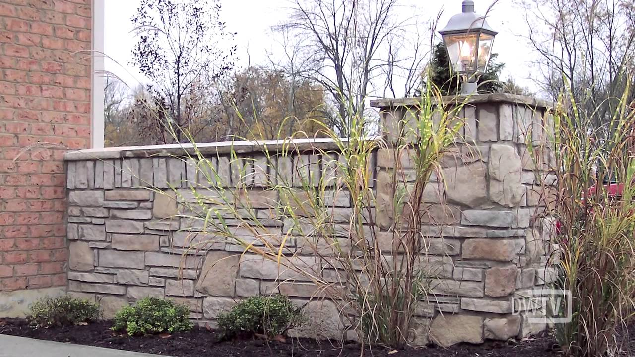 Exterior Stone Panels And Exterior Stone Veneer Youtube