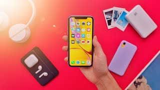 The BEST iPhone XR Accessories!