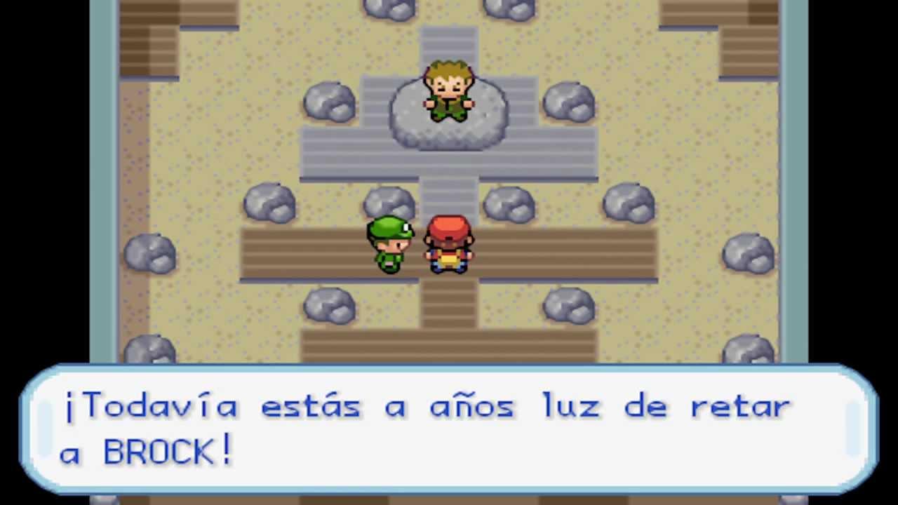 Gu a pok mon rojo fuego verde hoja parte 3 ciudad for Gimnasio 8 pokemon rojo fuego