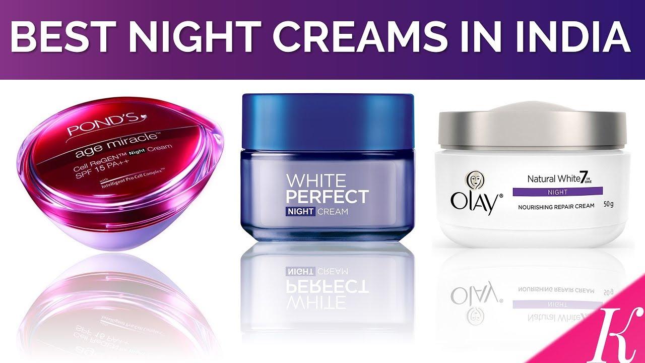 Best anti-aging night creams