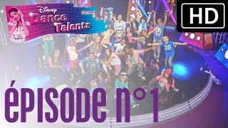 Disney Dance Talents - Episode n°1 (Mastercl) - Premières minutes - Exclusivité Disney Channel