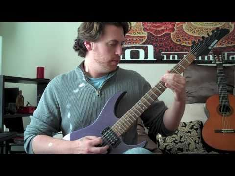 James Hetfield Guitar Lesson