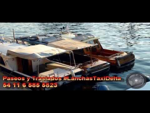 Lanchas Taxi Delta - Paseos y Traslados