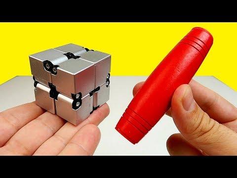 Новые антистресс с Алиэкспресс: Мокуру и Бесконечный куб из Китая! MOKURU, Infinity Cube, alex boyko