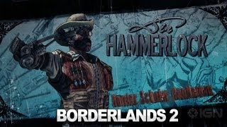 Borderlands 2_ Sir Hammerlock Trailer