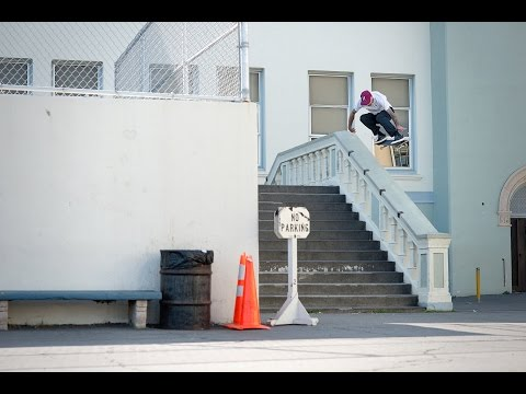 ‪HUF Footwear Commercial #‬046 // Peter Ramondetta