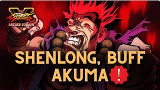 SHENLONG! BUFF AKUMA! | Relato de um jogador