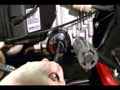Small Engine Repair How To Change The Engine Oil And Oil