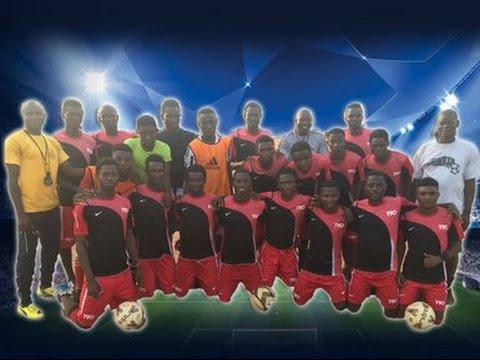 ThunderAFC Academy Accra - Ghana - Football training session 2016-2017 season