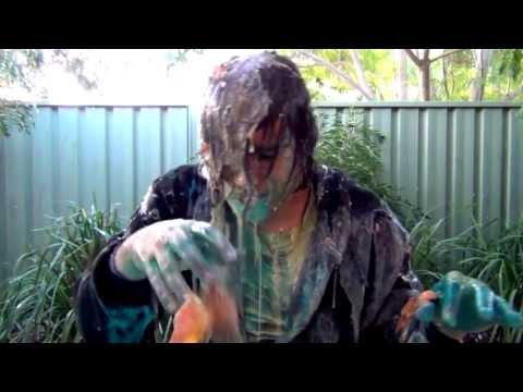 Milk Challenge EGGSTREME (Feat. HowToBasic) - VOMIT WARNING -
